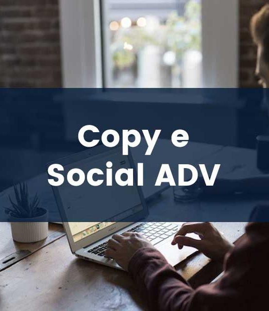 Corso Copywriter e Social Adv